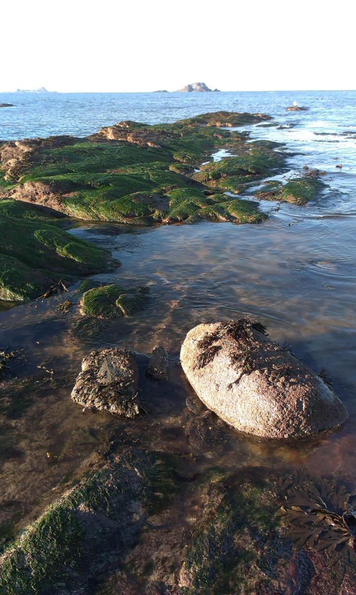 Imagen de una isla